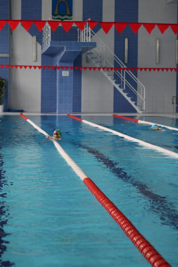 Профессиональное обслуживание бассейна